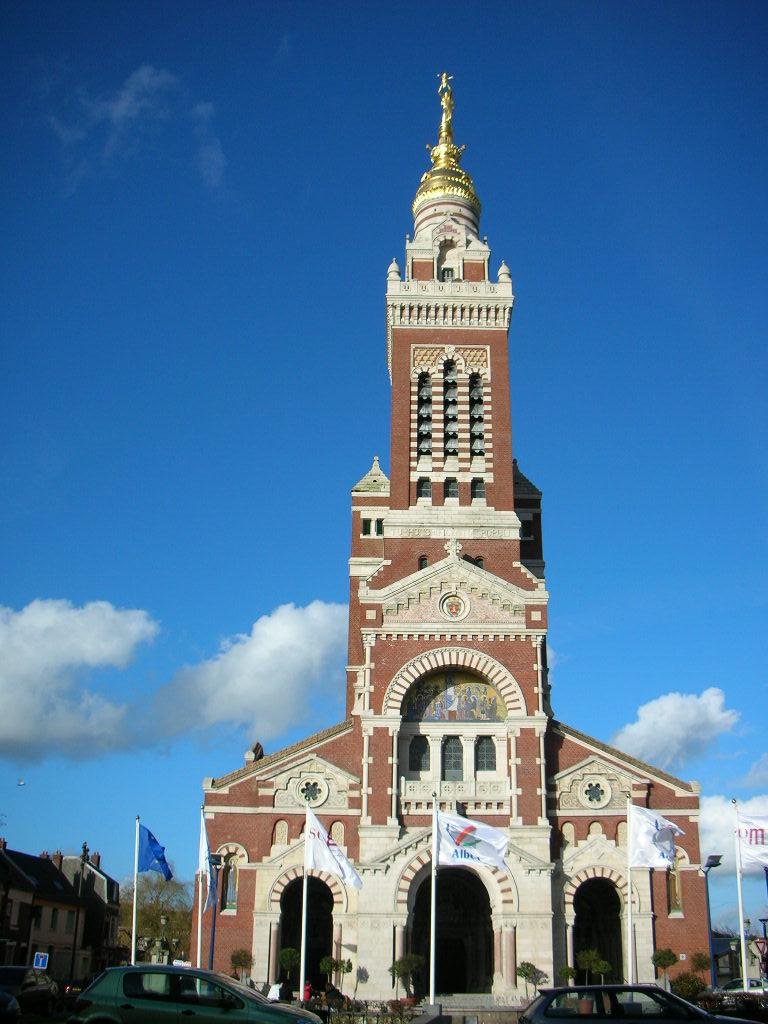 LES VISITES DE MARIE SUR NOTRE TERRE Picardie%20mars%2007%20047-albert%20(4)
